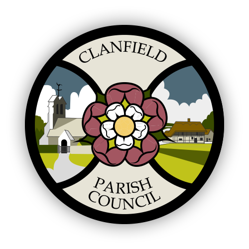 Clanfield Parish Council Logo