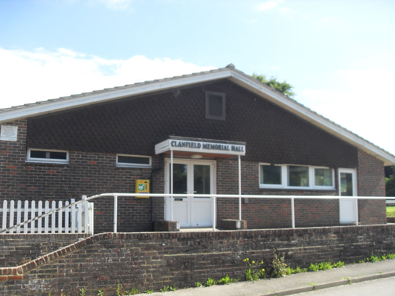 Clanfield Memorial Hall