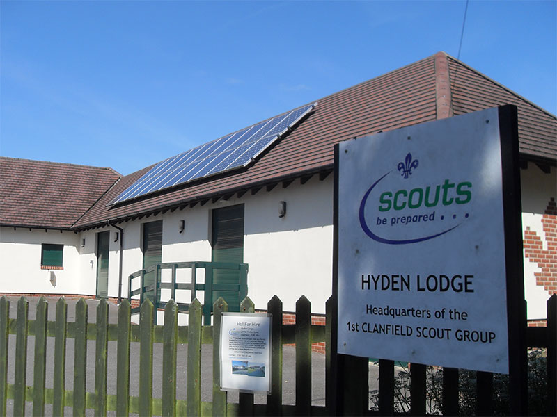 Clanfield Scout Hut
