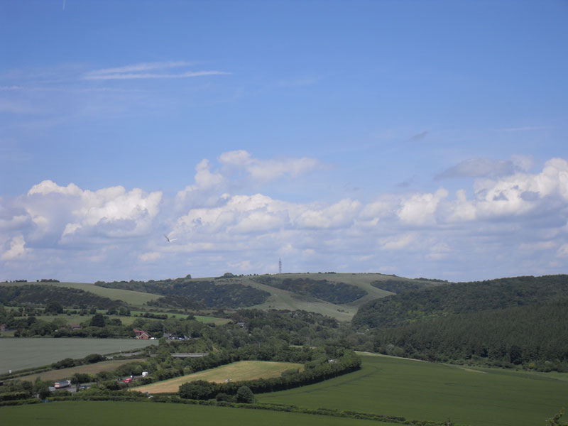 Looking North from Windmill Hill