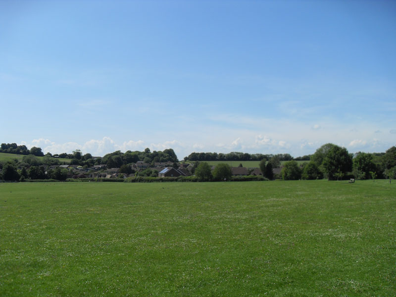 South Lane Meadow Clanfield Parish