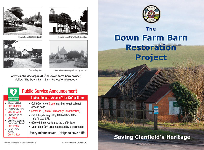 Down Farm Barn Project